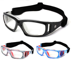 Central Optical Prescription Safety Spectacles Kacamata Safety
